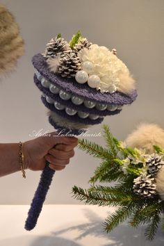 Mariage hivernal Sceptre