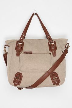 I bought this bag for my school books and I absolutely love it! #UrbanOutfitters