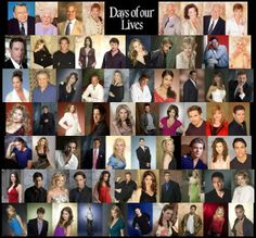 Another Days of Our Lives Collage