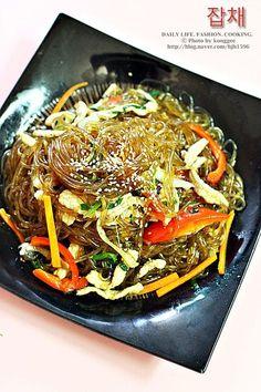 잡채 황금레시피 생생정보통 * 잡채맛있게만드는법 : 네이버 블로그