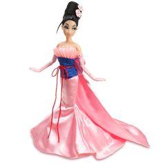 Mulan Disney Princess Designer Collection