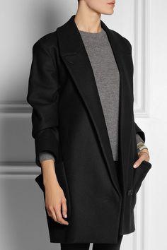 Chalayan Wool-blend coat