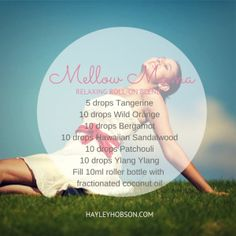 Mellow Mama Oil Blen