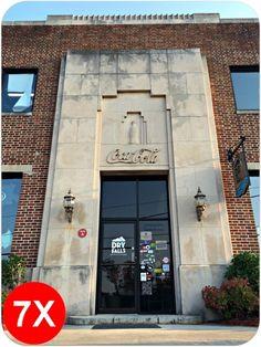 Former Griffin Coca-Cola Bottling Company Building