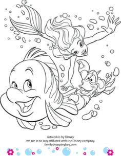 Epic Monster Truck Coloring Book 92 Printable Little Mermaid coloring