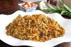 Lubia Polo - Persian Green Bean Rice