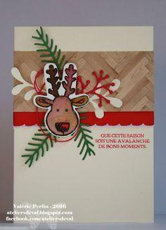 Les Ateliers de Val: Joli renne de Noël