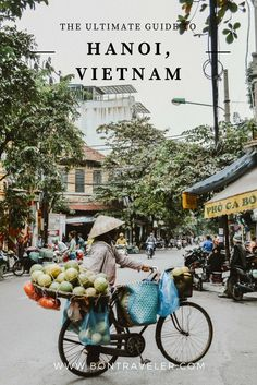 Vietnam has this allure — it's almost like an open invitation for those looking to get in touch with their senses. At least for me, I've never felt so alive as I did when I crossed the streets of Hanoi. I've never tasted flavors before like the early morning pho on a corner in the