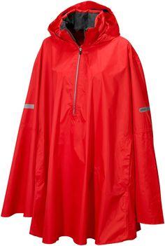 Didriksons Wheely Unisex Cape - Regntøy - Dame Cape, Rain Jacket, Windbreaker, Raincoat, Unisex, Jackets, Fashion, Mantle, Down Jackets
