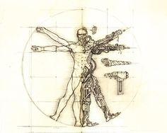 Vitruvian Augmentation