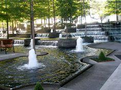 Fountain Place, Dallas, Texas