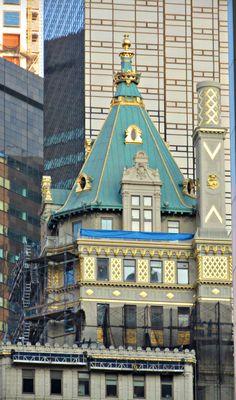 Manhattan's magnificent architecture