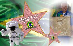 NASA astronaut Marcos Pontes joins the Multi Walk of Fame Brazilian