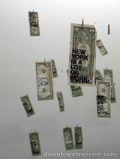 Photos of contemporary art the 2011 Armory Show. Can't wait to hit it up this year!