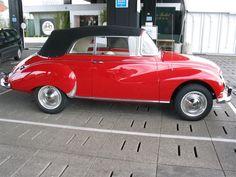 Auto Union 1000S Cabrio 1963