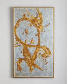 "RFA Fine Art ""14 Karat"" Original Painting $1920"
