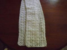 Easy Peasy Winter Scarf.                                                 | All Free Crochet