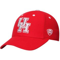 online retailer 6b284 38b65 Houston Cougars Top of the World Relaxer 1Fit Flex Hat - Red, Your Price    22.99   Houston Cougars Caps   Hats   Pinterest   Caps hats, Houston and  Hats