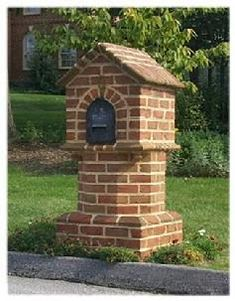 _Brick-Masonry_Mail_Boxes. An attempt was made to steal my locking mailbox. Try stealing this one!