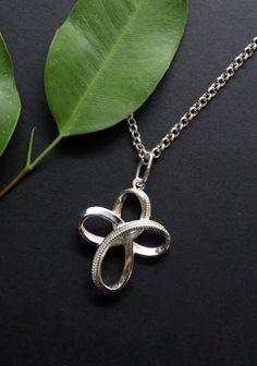 Schmuck Online Shop, Shops, Pendant Necklace, Jewelry, Rhinestones, Crosses, Silver, Tents, Jewlery