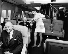 """vintageeveryday:  """"14 remarkable black and white photographs capture air travel in its glory from between the 1930s and 1970s.  """""""