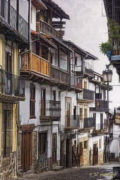 Candelario, Salamanca, España