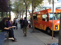Calgary Food Trucks - one of 34 mobile restaurants, Cheezy Bizness Comment: Mouthwatering grilled cheese sandwich!