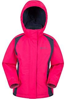 386fcef1ab1 Mountain Warehouse Honey Kids Ski Jacket - Boys   Girls Winter Coat