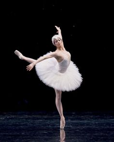 San Francisco Ballet's Vanessa Zahorian. Photo by Erik Tomasson.