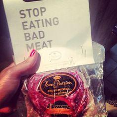 Coisas que só a beef passion faz por você  #stopeatingbadmeat