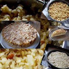 """Rezept Apfelkuchen """"Superschnell"""" - Rez. d. Tages 03.10.2014 von pc.maus - Rezept der Kategorie Backen süß"""