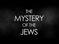 The Most Fascinating Video Ever Made About the Jewish People - Israel Video Network TREMENDOUS Teaching!By former pinner but I pinned to lwatch Israel Video, Messianic Judaism, What Is The Secret, Gods Eye, Jewish History, World Religions, Torah, World Leaders, The Covenant