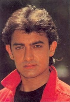 Aamir Khan Young Indian Hindi, Aamir Khan, Childhood Photos, Bollywood Actors, Film Industry, Actors & Actresses, Films, Handsome, Celebrities