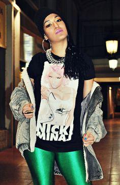 STREET STYLE: 'Hip-Hop Girl' #streetstyle