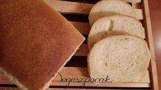 Vajas szendvicskenyér tejmentesen - Degeszpocak Tej, Food To Make, Bread, Recipes, Brot, Baking, Breads, Ripped Recipes