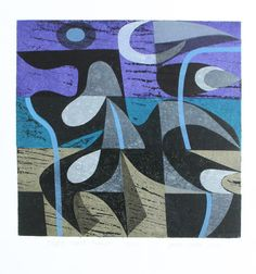 Peter Green OBE - The Scottish Gallery, Edinburgh - Contemporary Art Since 1842 Contemporary Artists, Modern Art, Contemporary Printmaking, Stencil Printing, London Art, Wood Engraving, Architecture, Abstract Art, Drawings