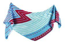 Shawl / Tuch HAMBURG AHOI Knitting pattern by Steffi Hochfellner
