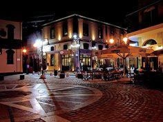 Morihovou square | Thessaloniki  Greece