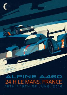 #24hduMans #AlpineCars #AlpineA220 #SportsCars