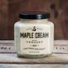 Image of 100% Pure Vermont Maple Cream - 1/2 Pound