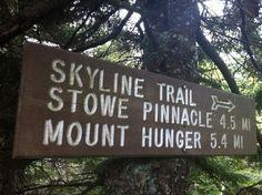Skyline Trail Stowe