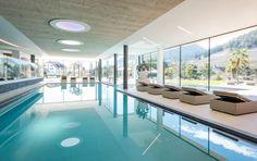 Alpiana Resort  #spa #pool #hotelinterior #wellness #interiordesign #relax