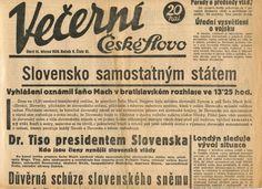Výběr článků z protektorátního tisku