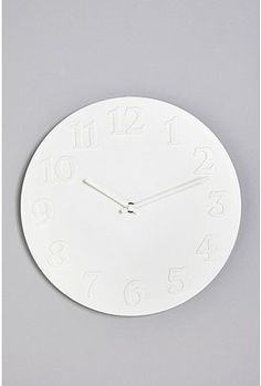 Spirit Wall Clock $19.00