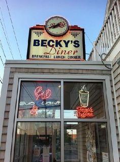 Becky's Diner - Another Portland staple. Best breakfasts!!
