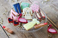 Ingredients for a Beautiful Life!Are These London's Prettiest Biscuit Shops? Biscuiteers Icing Cafés