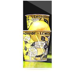Lemonade by Rosie Brown Graphic Art Plaque