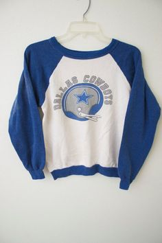 Vintage Womens 1980's Dallas Cowboys Texas by Junebugsloot on Etsy, $20.00