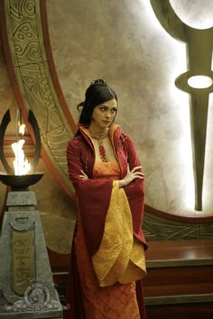Still of Morena Baccarin in Stargate: The Ark of Truth