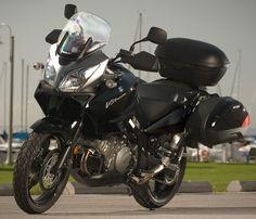V strom 1000 Yamaha Bikes, New Motorcycles, Cool Bikes, Motorbikes, Touring, Cool Cars, Horses, Adventure, Biking